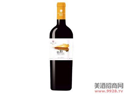紫尚色影赤霞珠干红葡萄酒