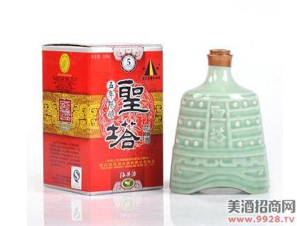 圣塔花雕酒(5年陈)