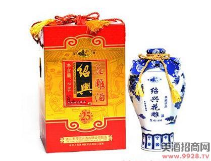 圣塔花雕酒(25年陈酿)