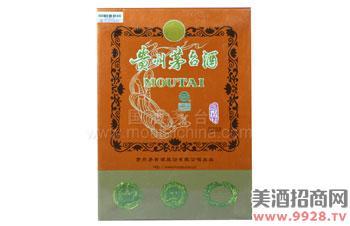 贵州茅台酒(纸珍)