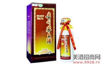 贵州茅台酒(豪华装绛色)