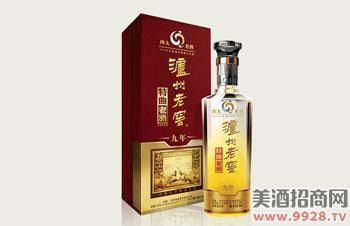 泸州老窖特曲老酒