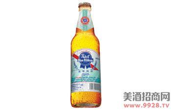 蓝带啤酒超爽