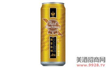 蓝带啤酒金冠