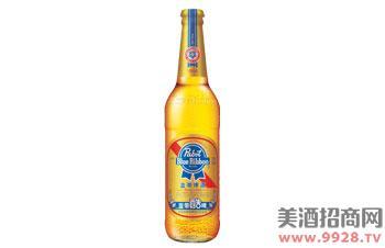 蓝带啤酒金标酷啤