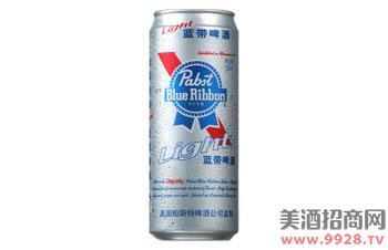 蓝带Light啤酒