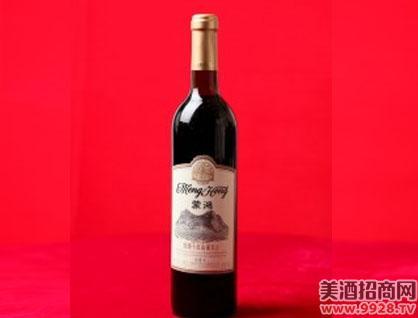蒙鸿特干红山葡萄酒