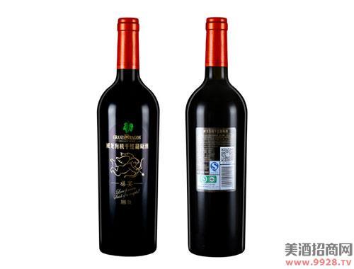 威龙禧宴有机干红葡萄酒