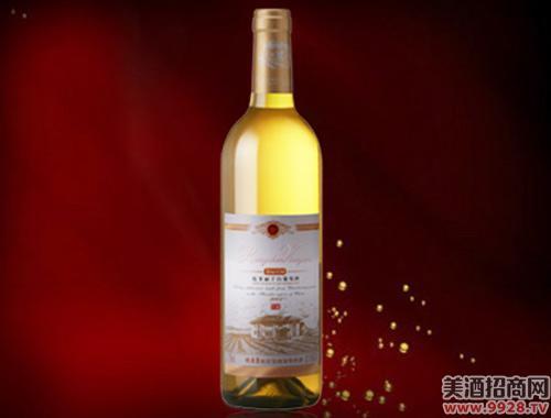 容辰庄园珍藏霞多丽干白葡萄酒750ml