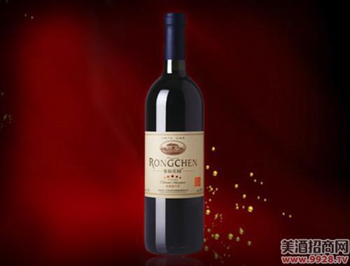 容辰庄园干红葡萄酒750ml