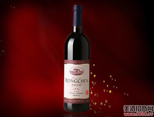 容辰庄园四星干红葡萄酒750ml