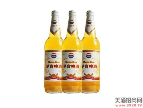 茅台啤酒黄瓶