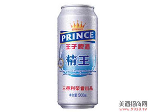 王子啤酒精王拉罐500ml