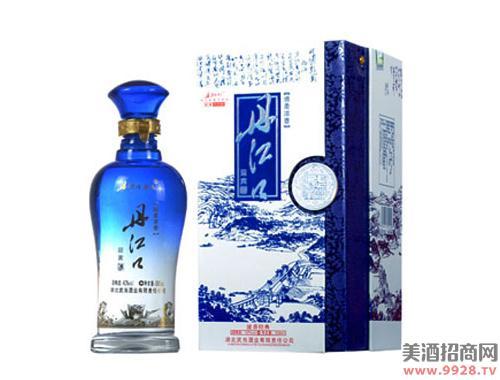 42°丹江口迎宾酒绵柔浓香500ml