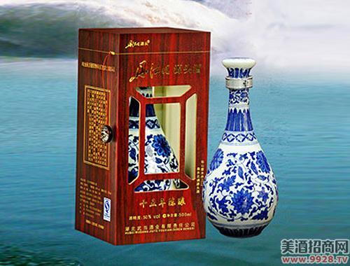 50°丹江口源头酒十五年陈酿