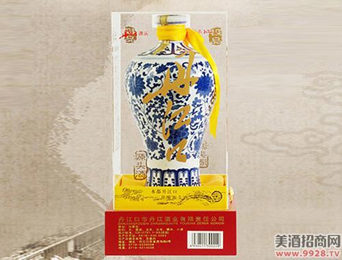丹江口源头酒