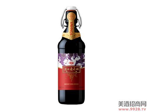 通化原汁高山葡萄酒