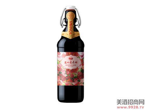 通化花开富贵山葡萄酒