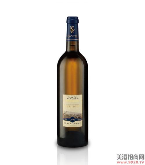 玛茜琼瑶浆白葡萄酒