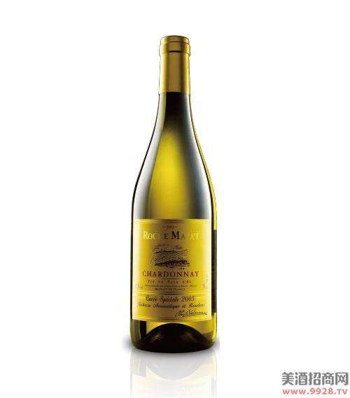 玛茜霞多丽白葡萄酒