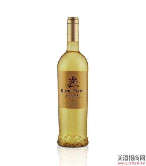 玛茜朱朗松甜白葡萄酒
