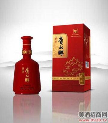 黔窖贵州醇酒