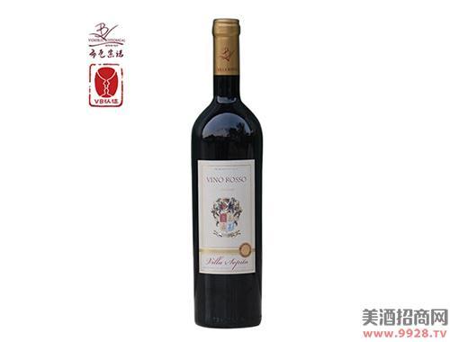维拉索比特庄园红葡萄酒