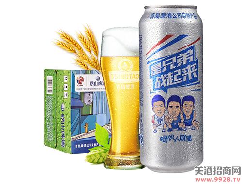 崂山啤酒―崂山8度