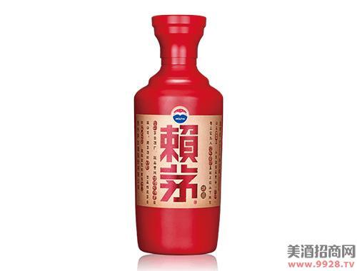 赖茅酒端曲53度500ml酱香型白酒