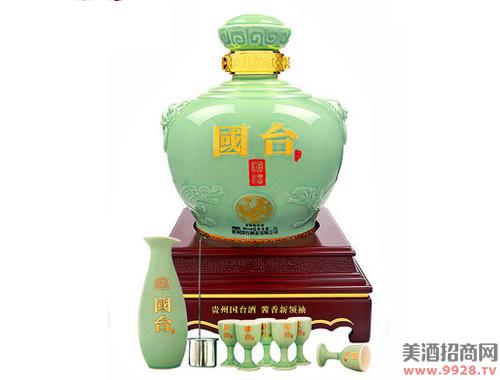 国台酒・金鸡报喜珍藏版