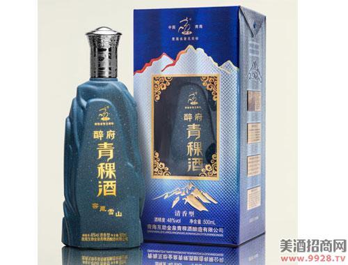 醉府青稞酒(窖藏雪山)