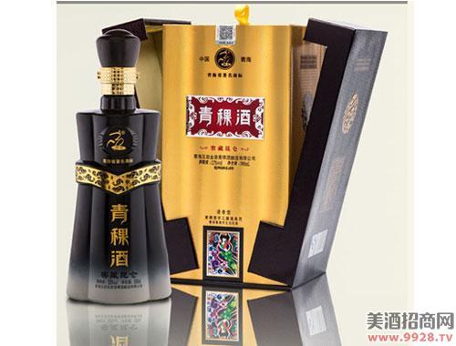 醉府青稞酒(窖藏昆仑)