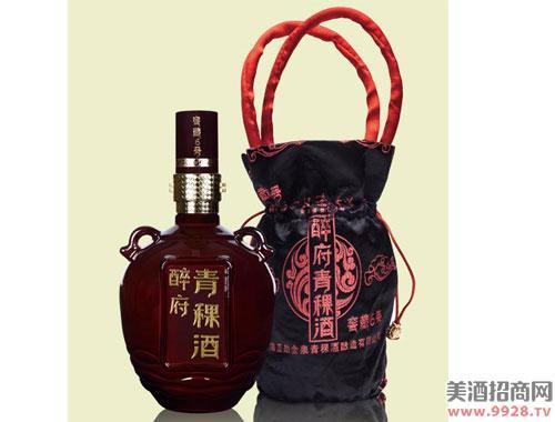 醉府青稞酒(窖藏6号52度)