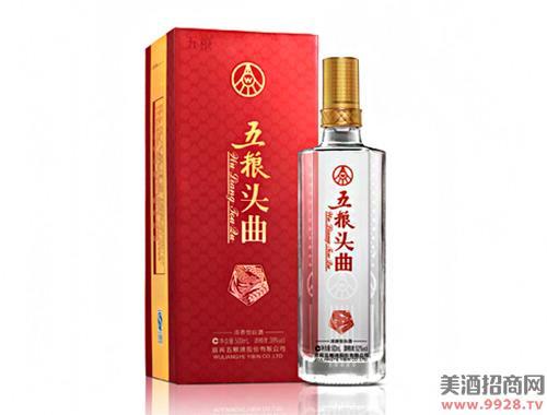 五粮头曲酒(精品)