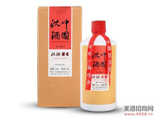 中国沈酒珍藏老酒