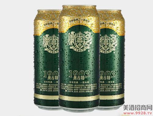 青岛啤酒奥古特500mlx18