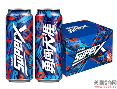 勇闯天涯superX 9度500mlx12听