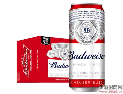 百威啤酒550mlx15听