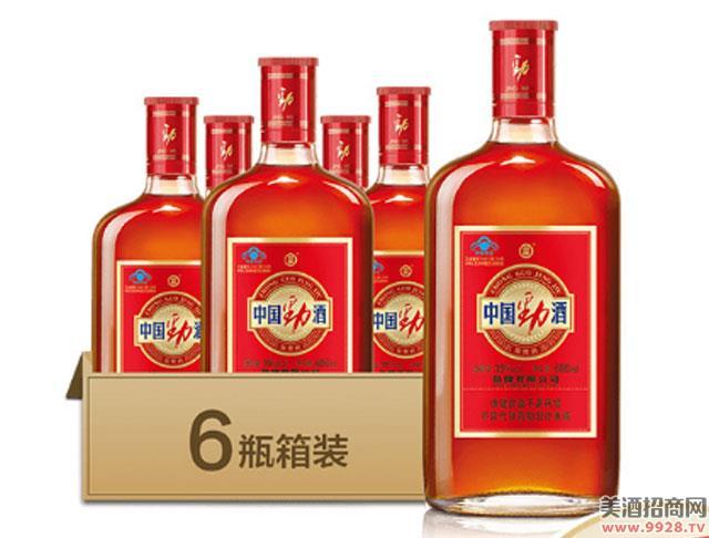 中国劲酒680mlx6瓶