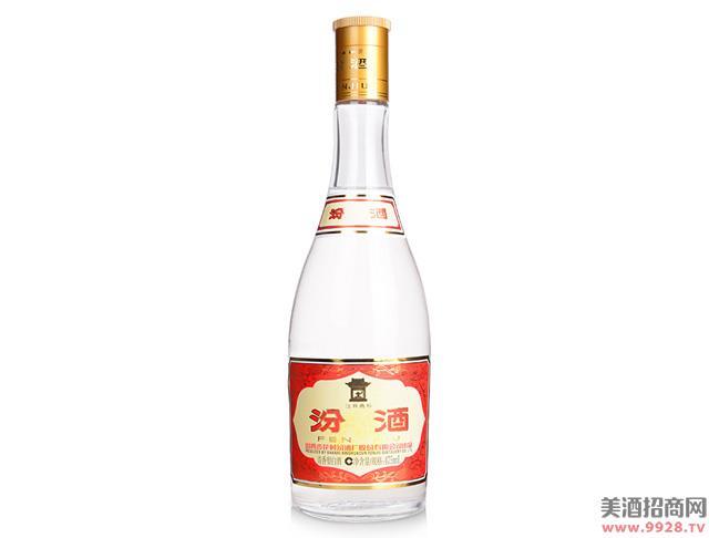 黄盖汾酒53度475ml(玻瓶)