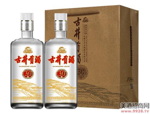 古井贡酒50度30窖龄酒500mlx2瓶