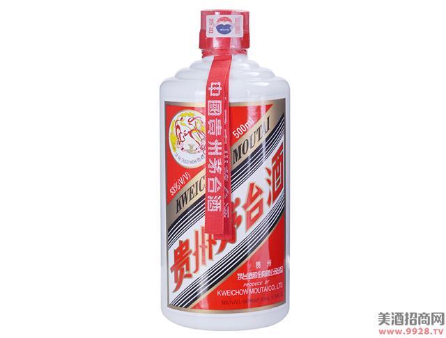 飞天茅台酒(2007年出厂)