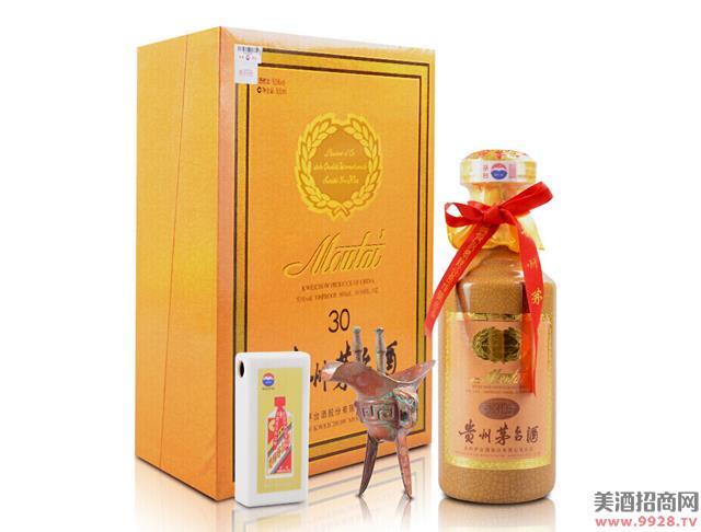 茅台酒30年(礼盒装)