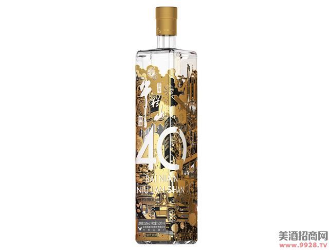 牛栏山酒40