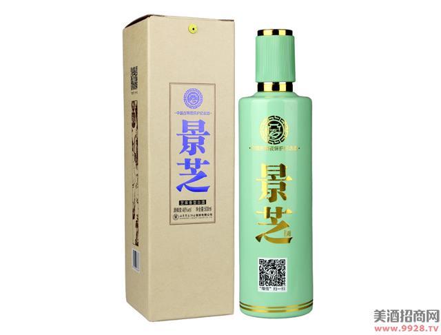 景芝酒古陶瓷保护纪念酒