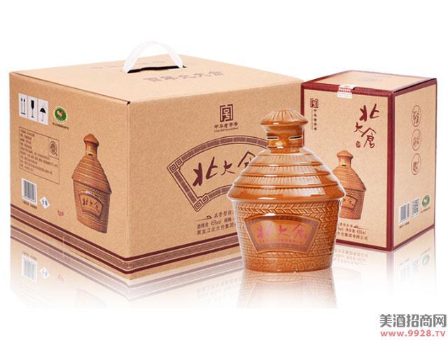 北大仓粮仓酒45度450mlx4瓶