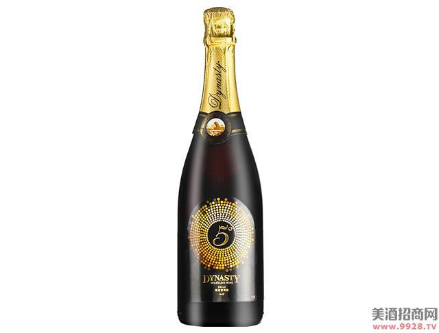 王朝5度纪念日低醇起泡葡萄酒