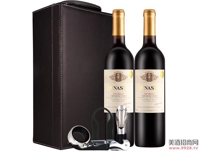 王朝橡木桶窖藏干红葡萄酒