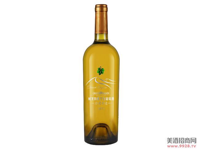 威龙有机干白葡萄酒沙漠奇迹