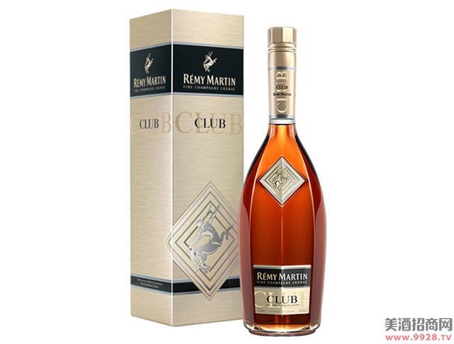 人头马酒CLUB优质香槟区干邑白兰地500ml